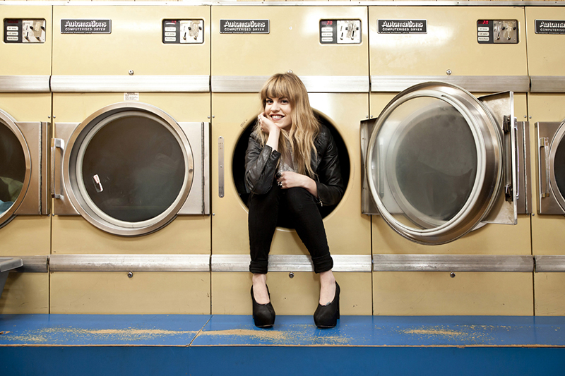 Sarah Ditty, cleaning up dirty fashion