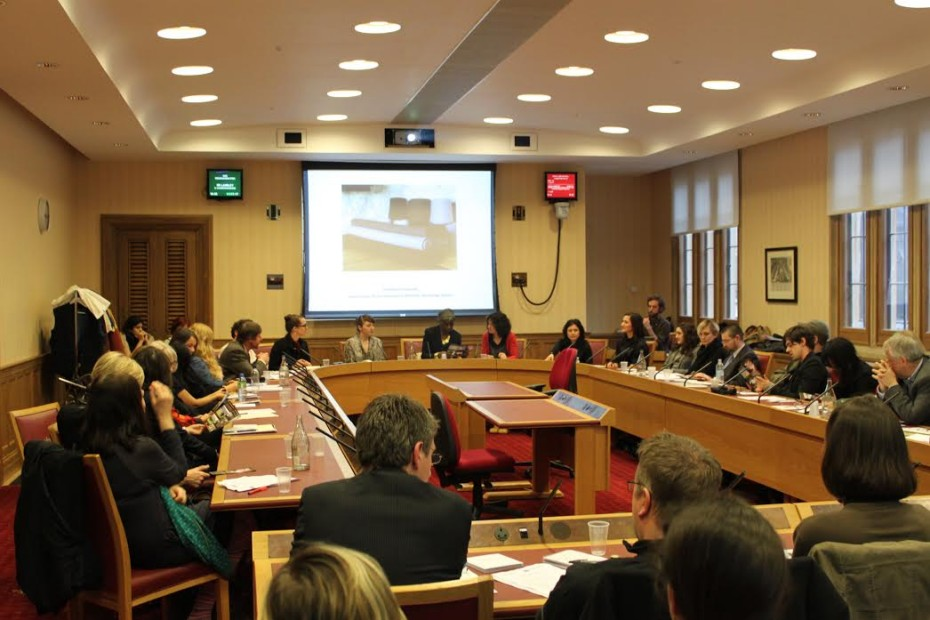 A meeting of the APPG on  Ethics and Sustainability in Fashion    i
