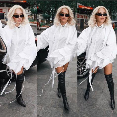 Rita Ora is on board.