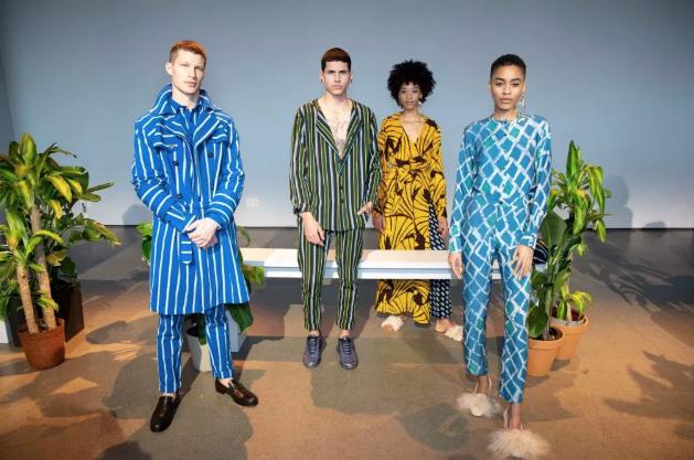 Studio 189, NY fashion week presentation, Fall 2020