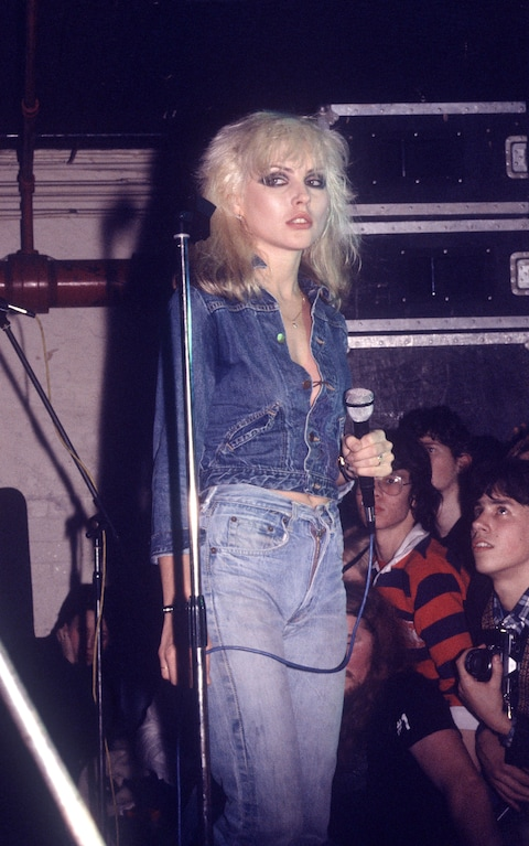 Debbie Harry, 1978