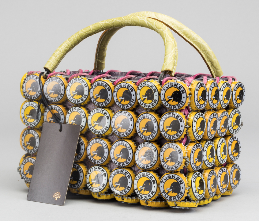 One of the early Mulberry Bottletop bags
