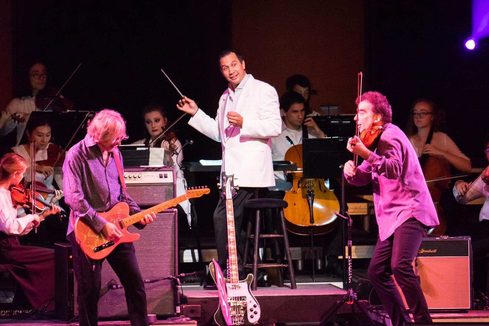 Mike Mills R.E.M and Robert McDuffie | Brevard Music Center