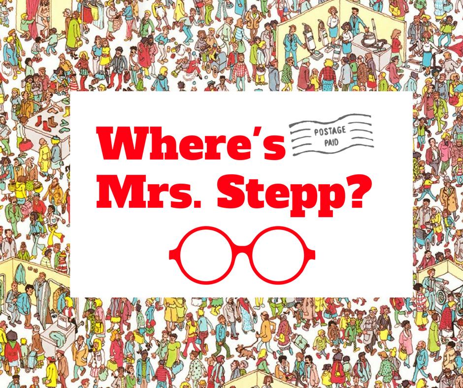 Where's Mrs. Stepp
