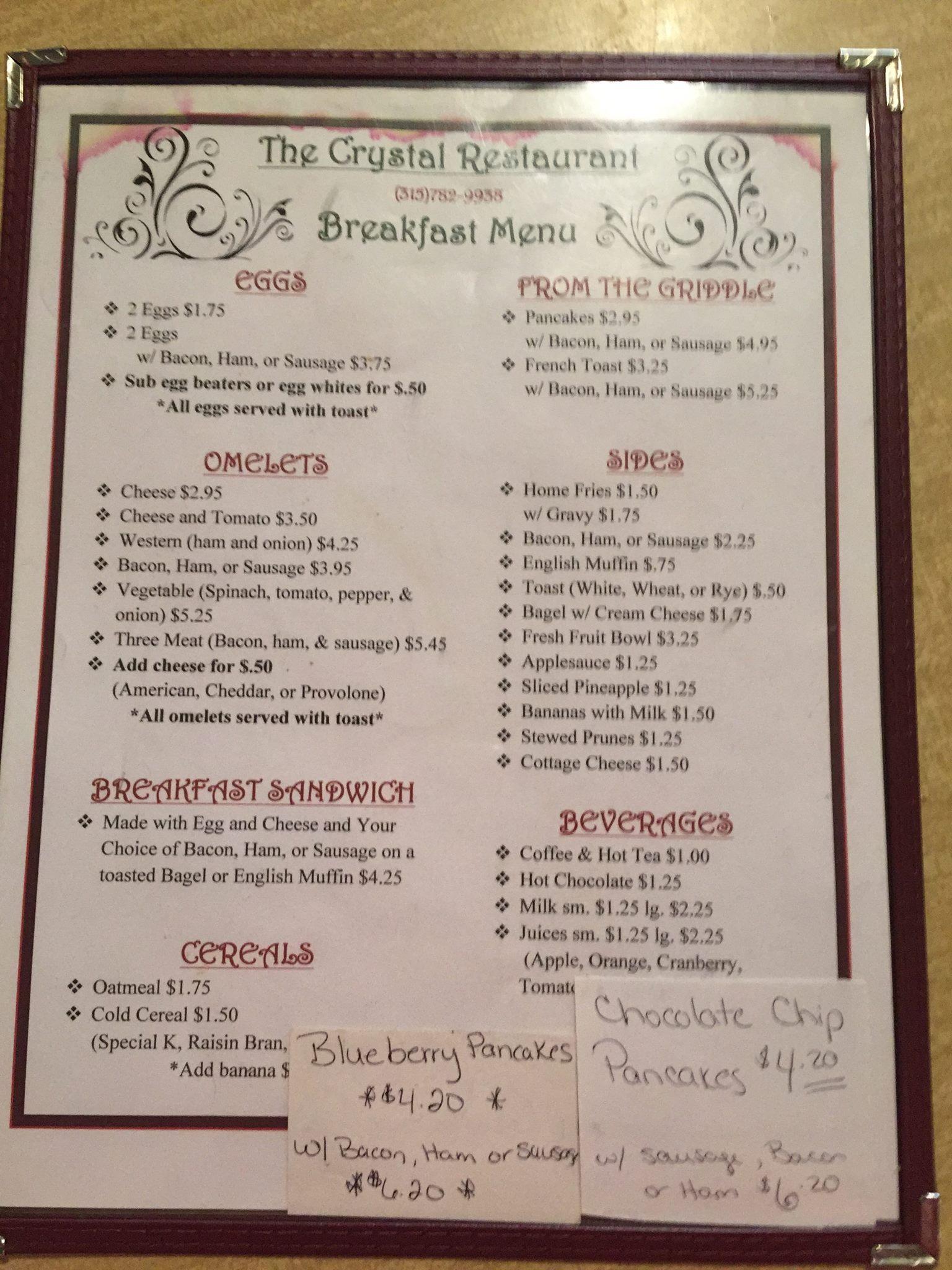 Those prices! (Photo via Trip Advisor)