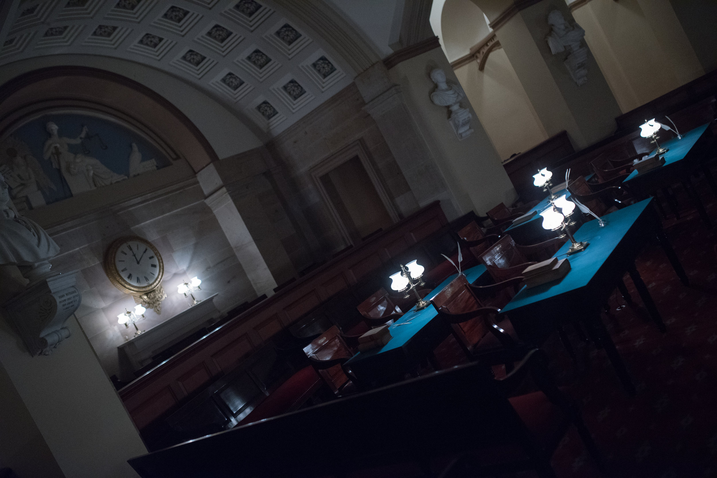 The Old Supreme Court Chamber