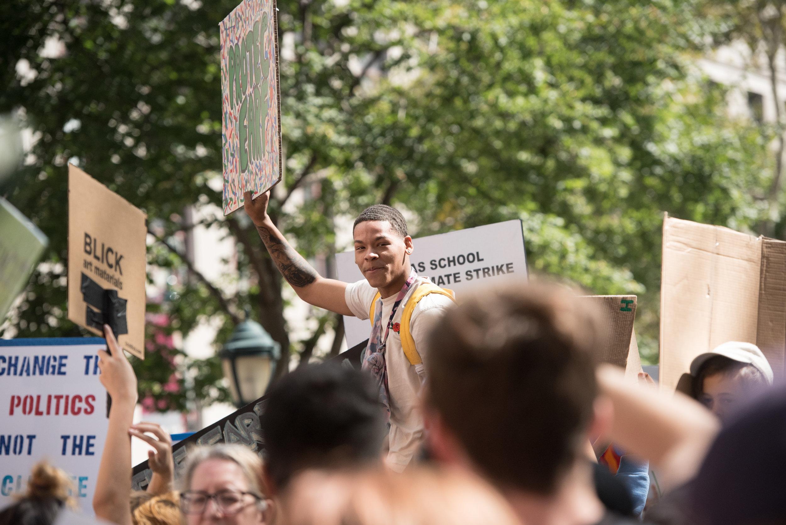 Michelle Kinney Photography - Climate Strike NYC -1.jpg