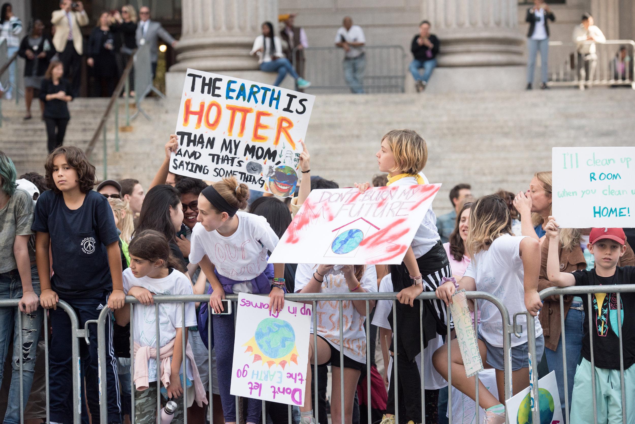 Michelle Kinney Photography - Climate Strike NYC -3.jpg