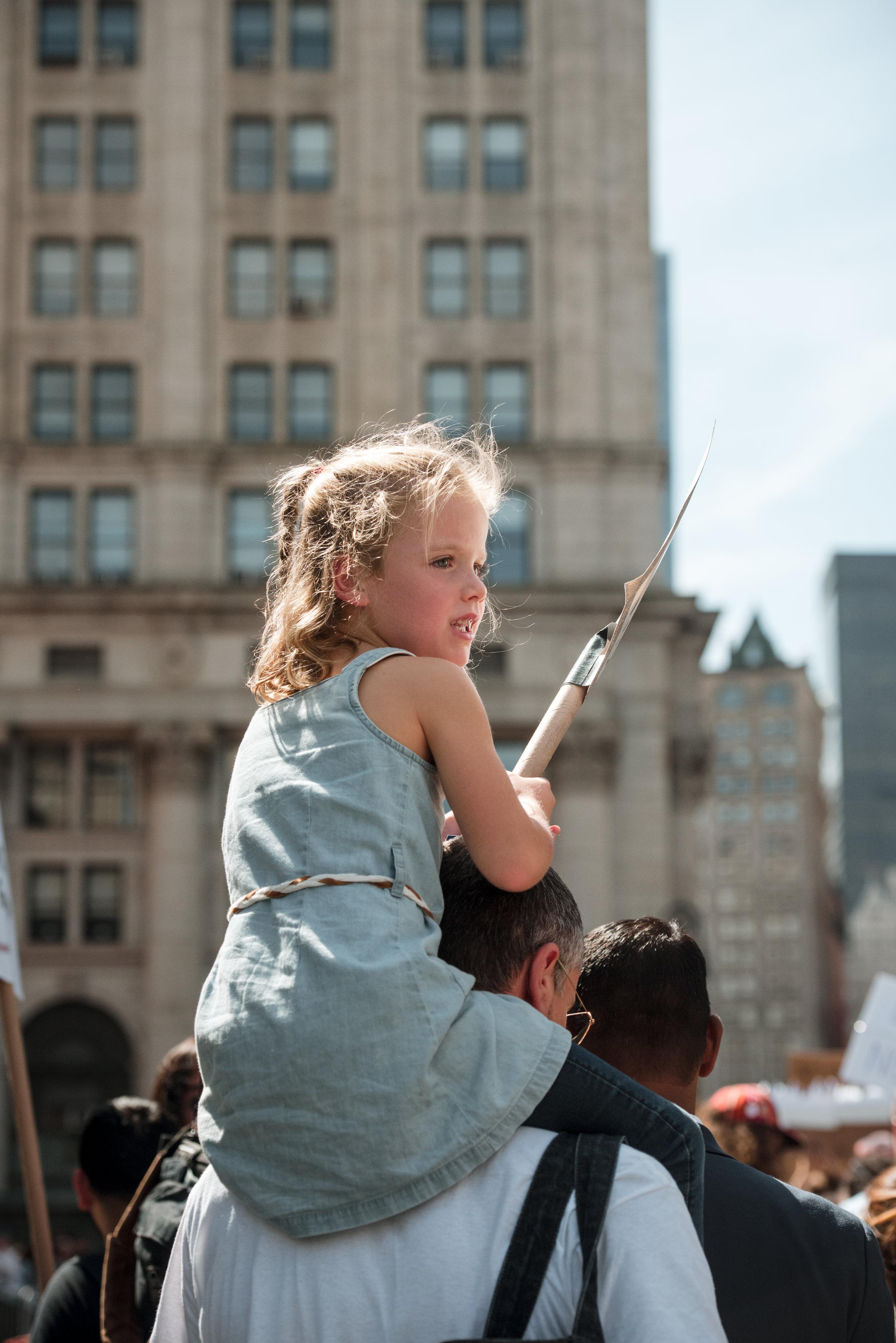 Michelle Kinney Photography - Climate Strike NYC -7.jpg