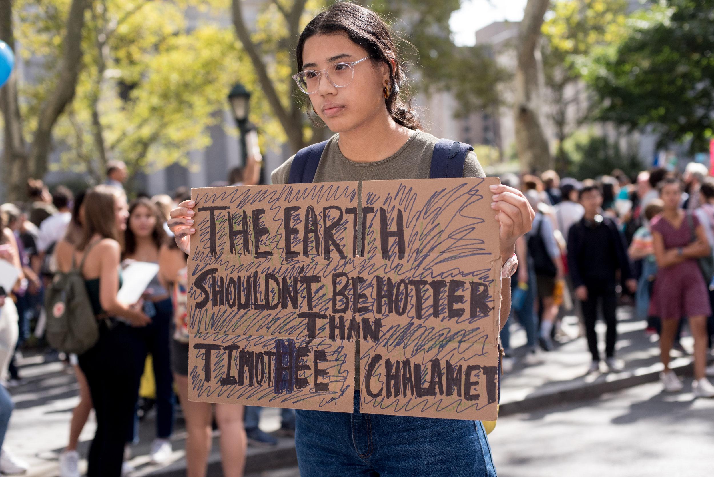 Michelle Kinney Photography - Climate Strike NYC -10.jpg