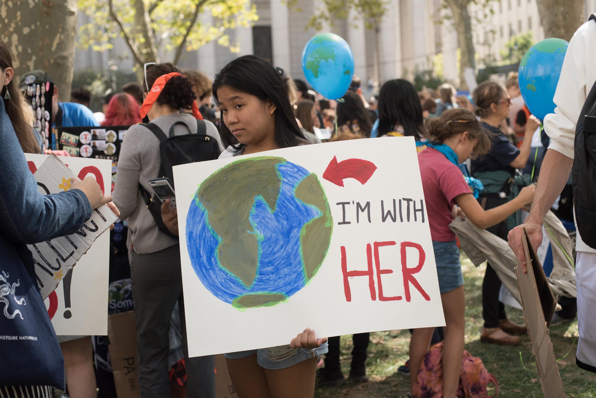 Michelle Kinney Photography - Climate Strike NYC -11.jpg