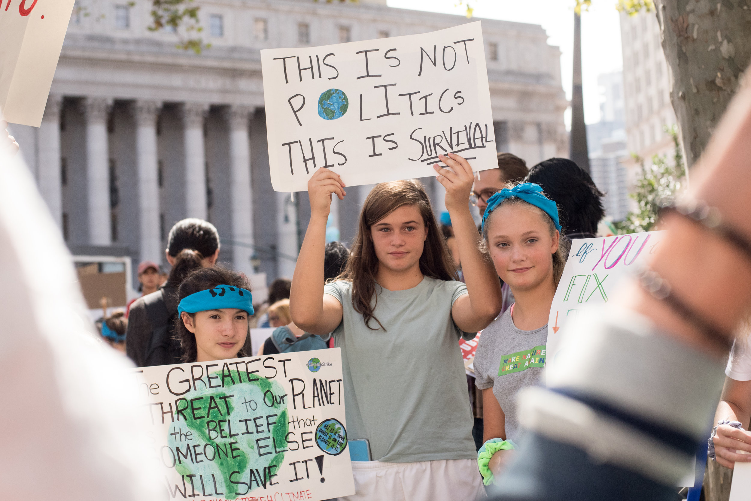 Michelle Kinney Photography - Climate Strike NYC -13.jpg