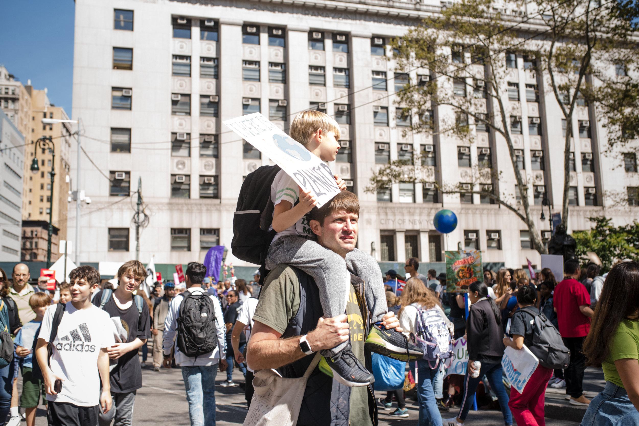 Michelle Kinney Photography - Climate Strike NYC -16.jpg