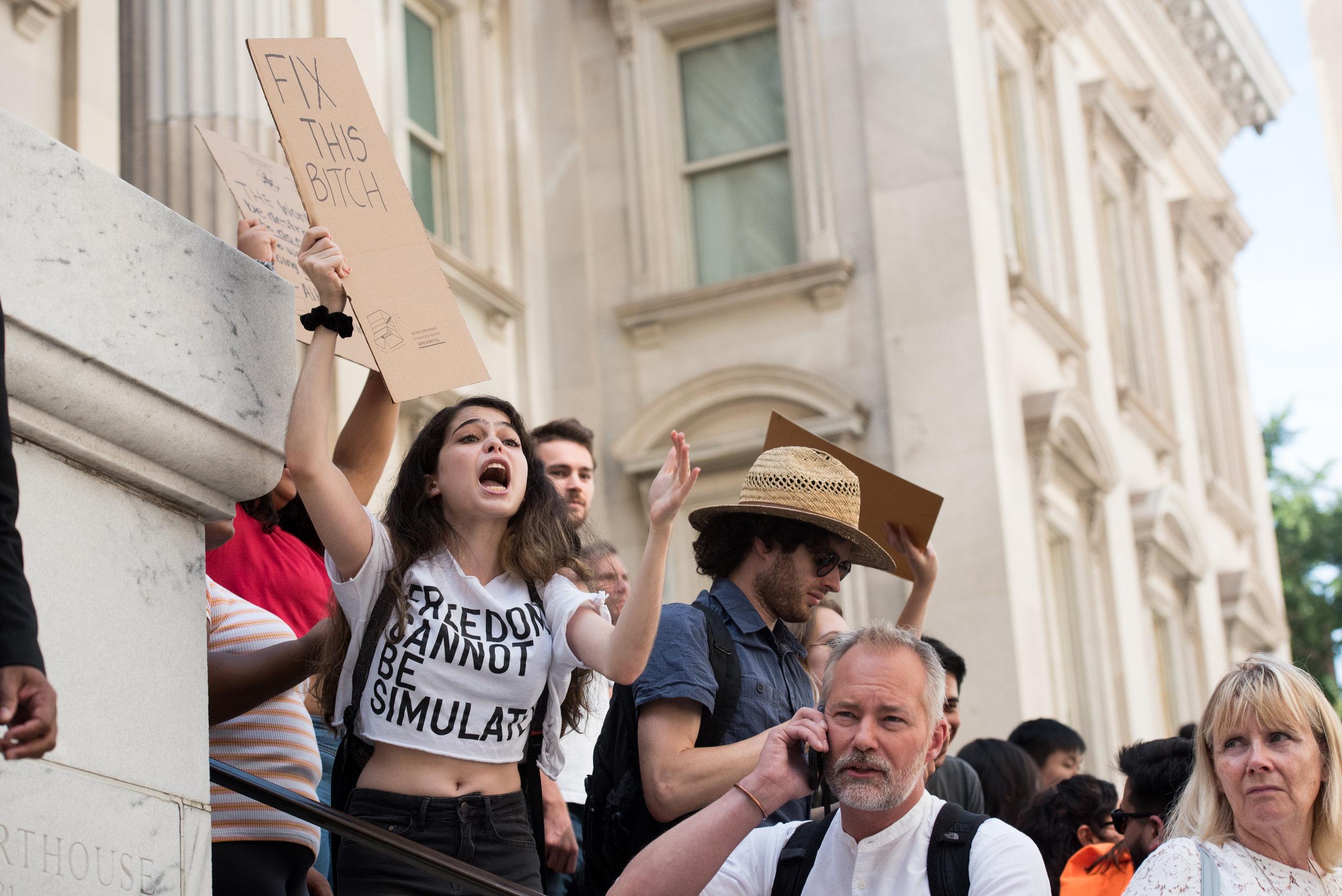 Michelle Kinney Photography - Climate Strike NYC -17.jpg