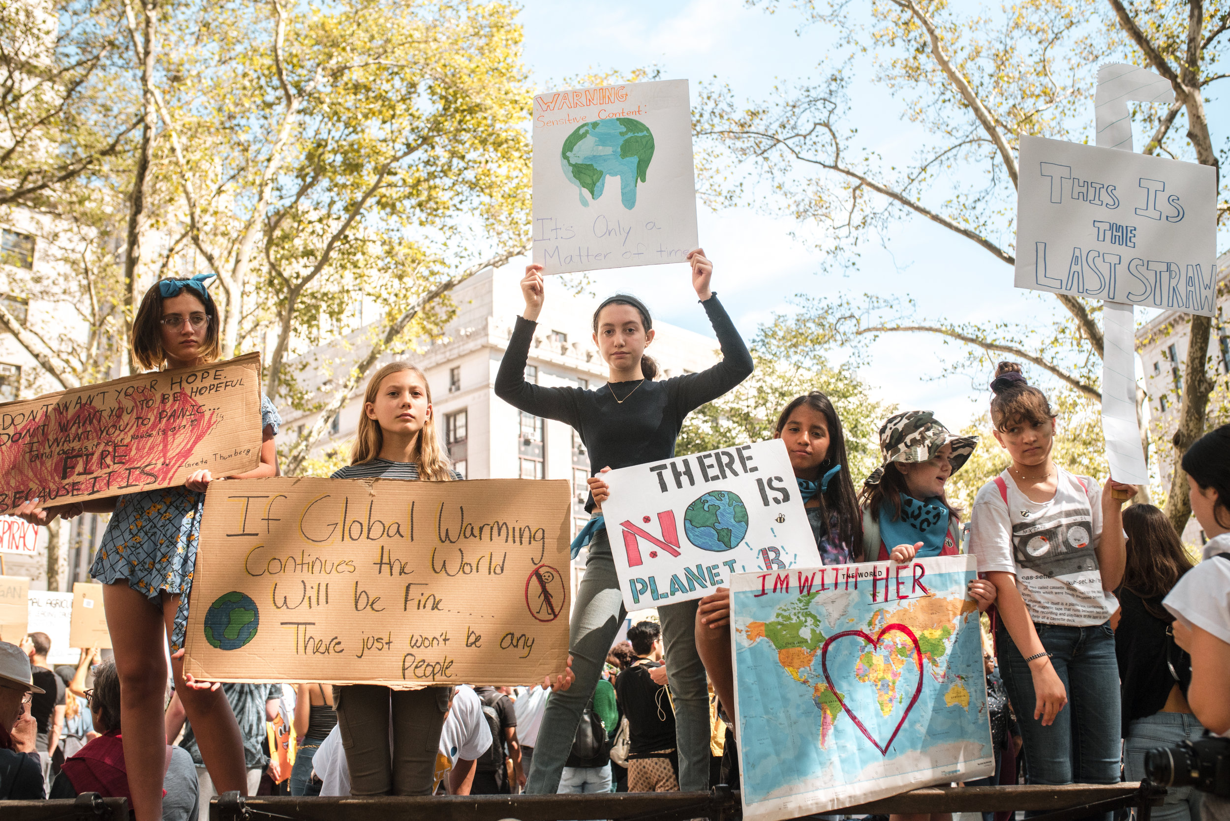 Michelle Kinney Photography - Climate Strike NYC -18.jpg