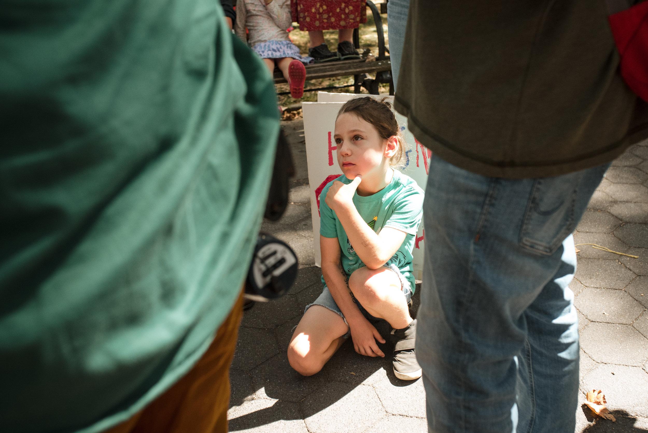 Michelle Kinney Photography - Climate Strike NYC -22.jpg