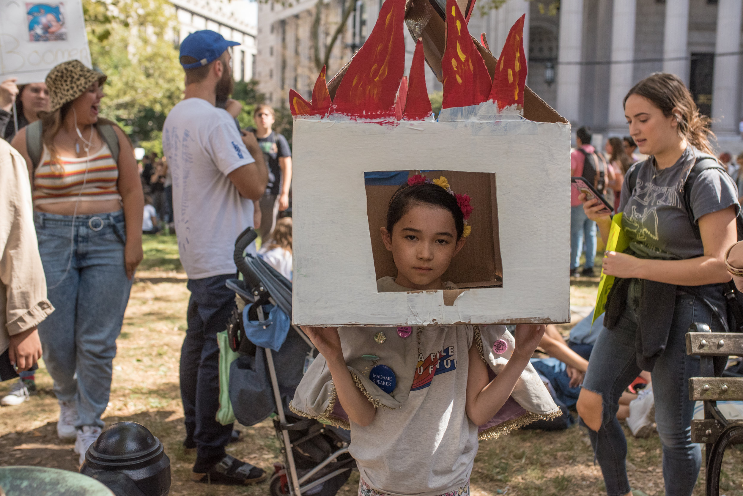 Michelle Kinney Photography - Climate Strike NYC -24.jpg