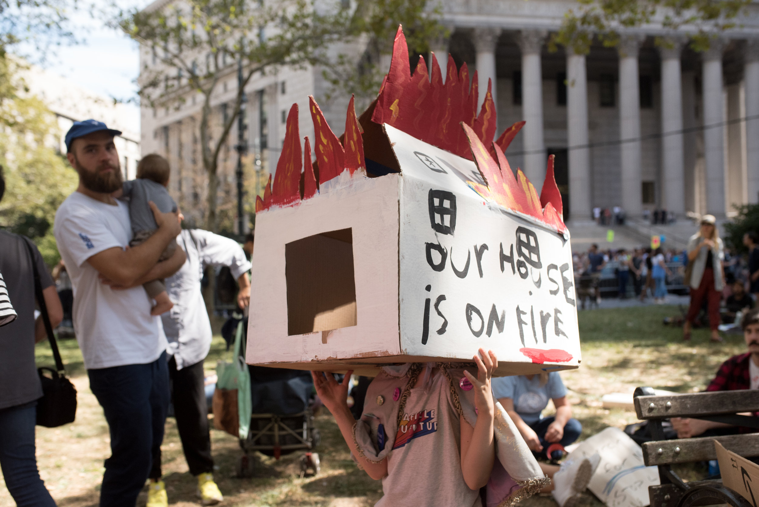Michelle Kinney Photography - Climate Strike NYC -25.jpg
