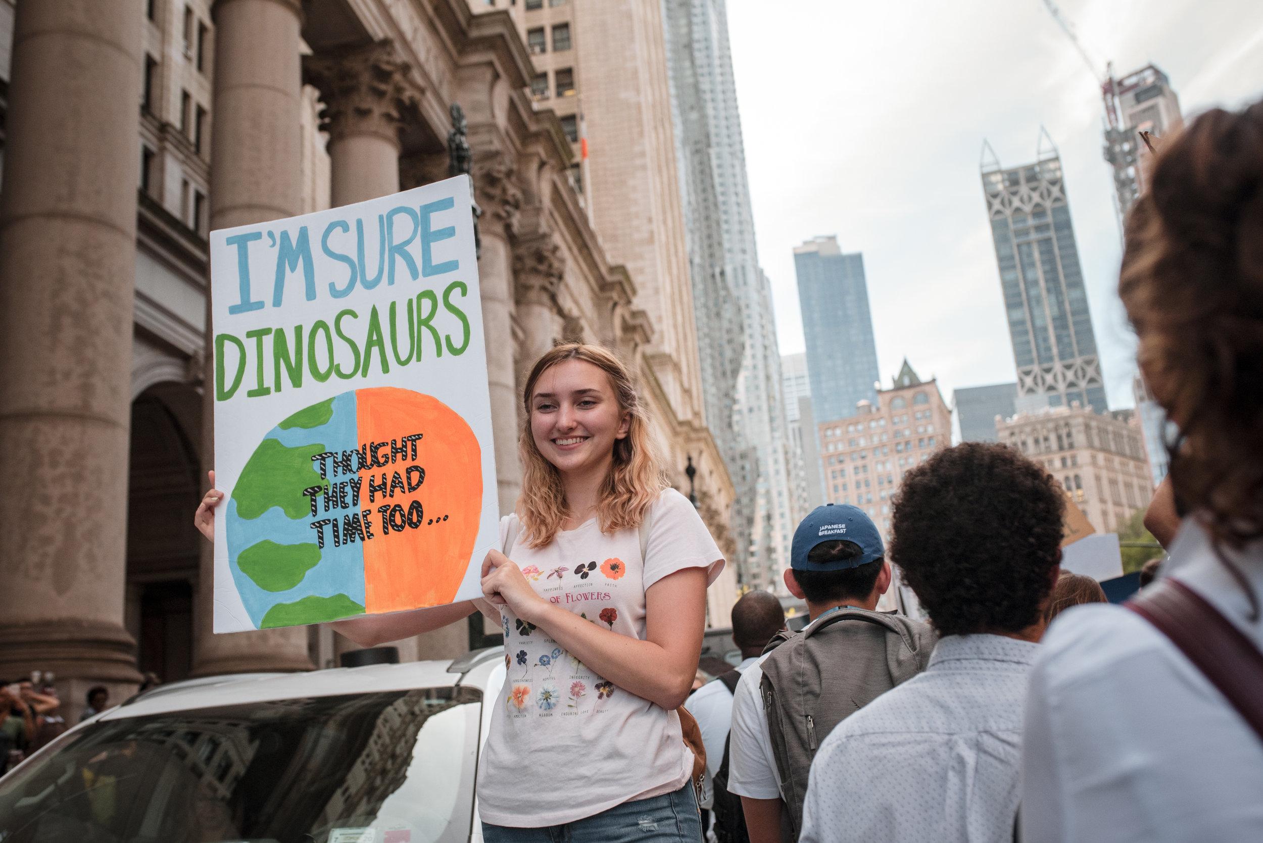 Michelle Kinney Photography - Climate Strike NYC -30.jpg