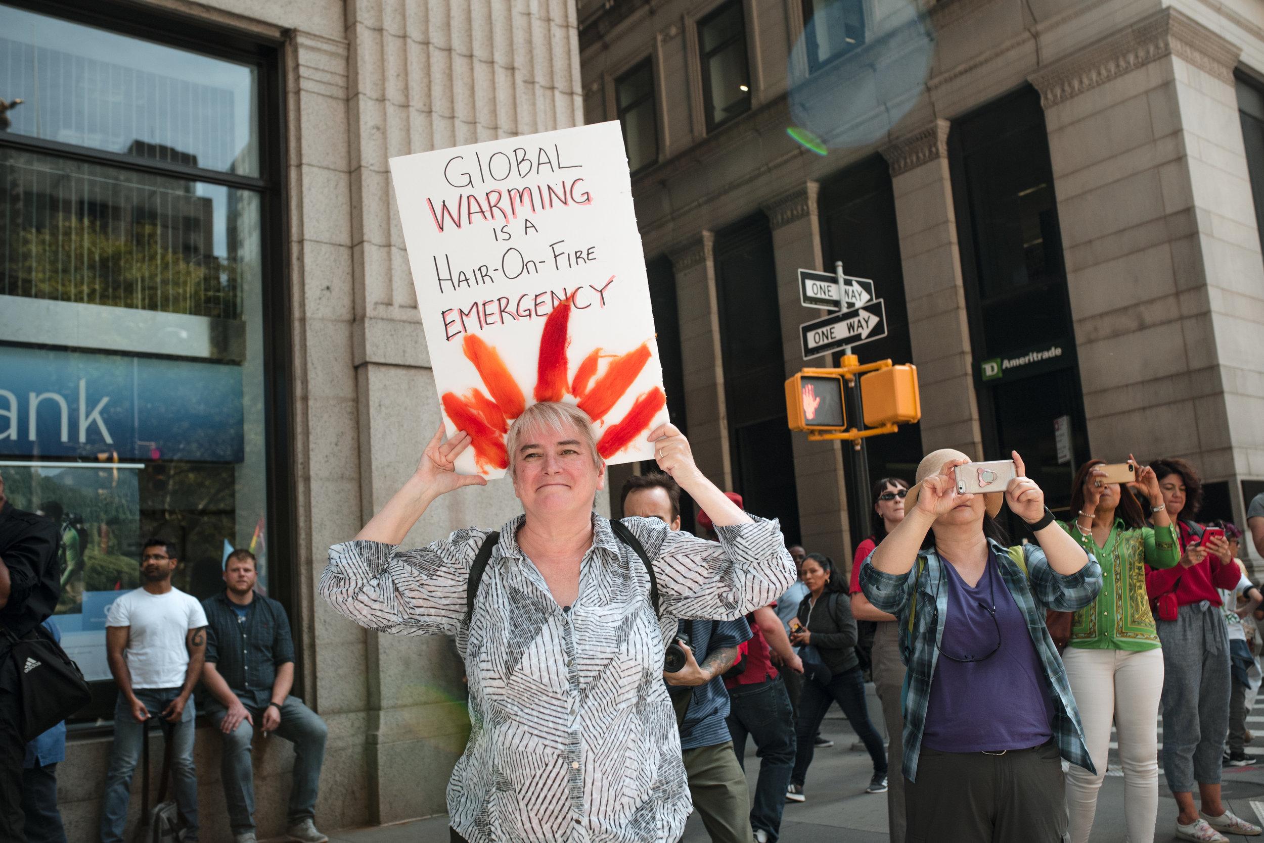 Michelle Kinney Photography - Climate Strike NYC -36.jpg