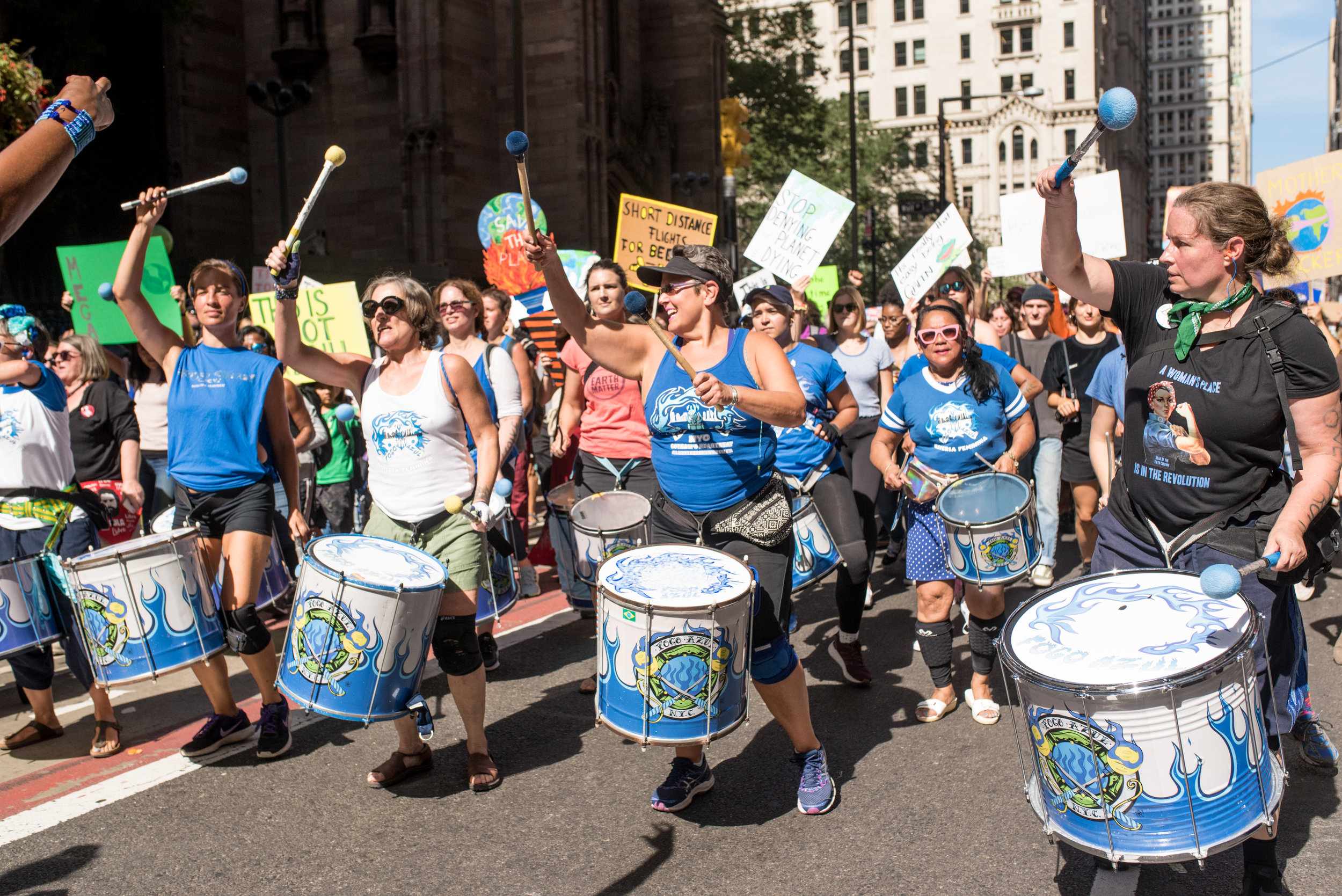 Michelle Kinney Photography - Climate Strike NYC -39.jpg