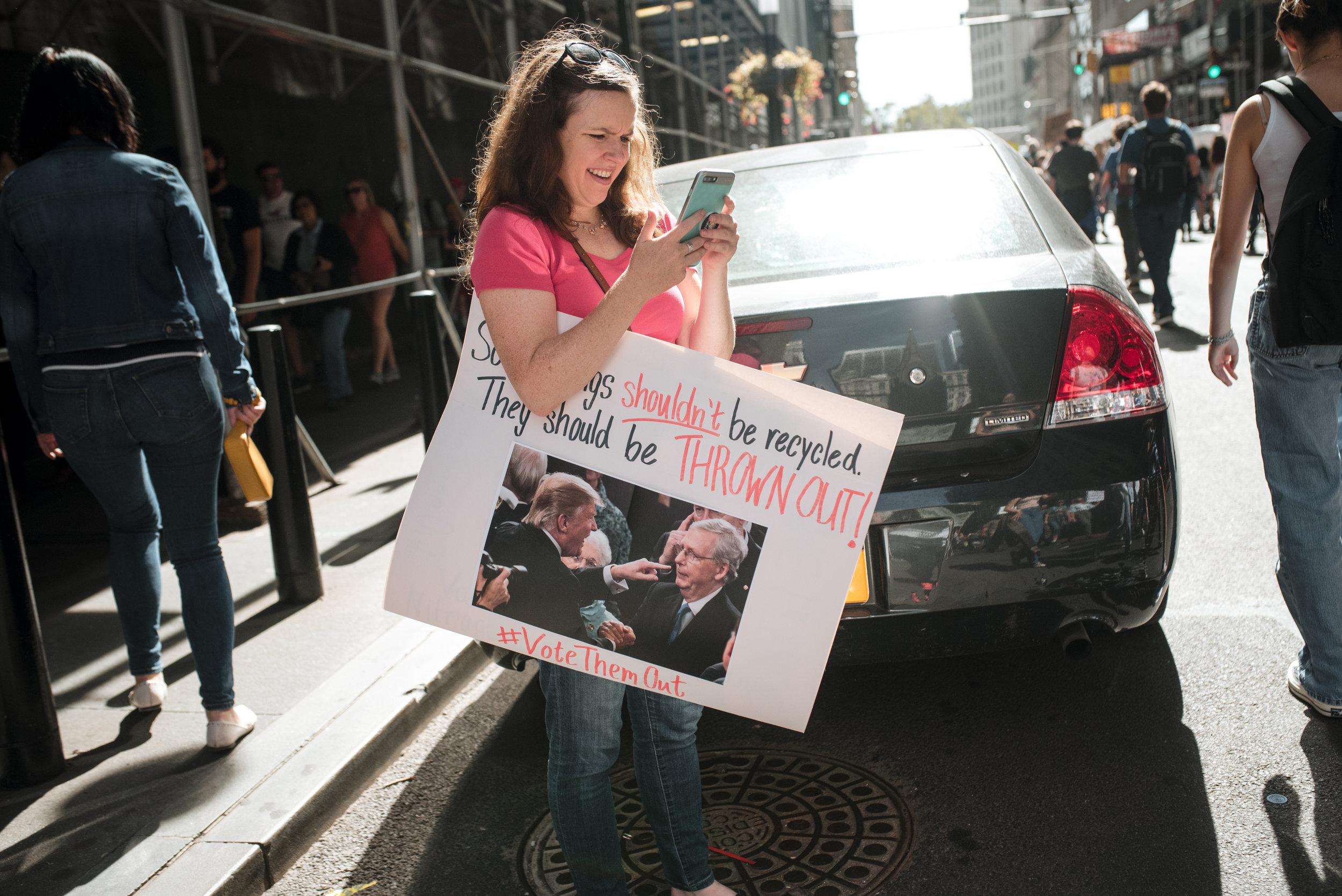 Michelle Kinney Photography - Climate Strike NYC -42.jpg