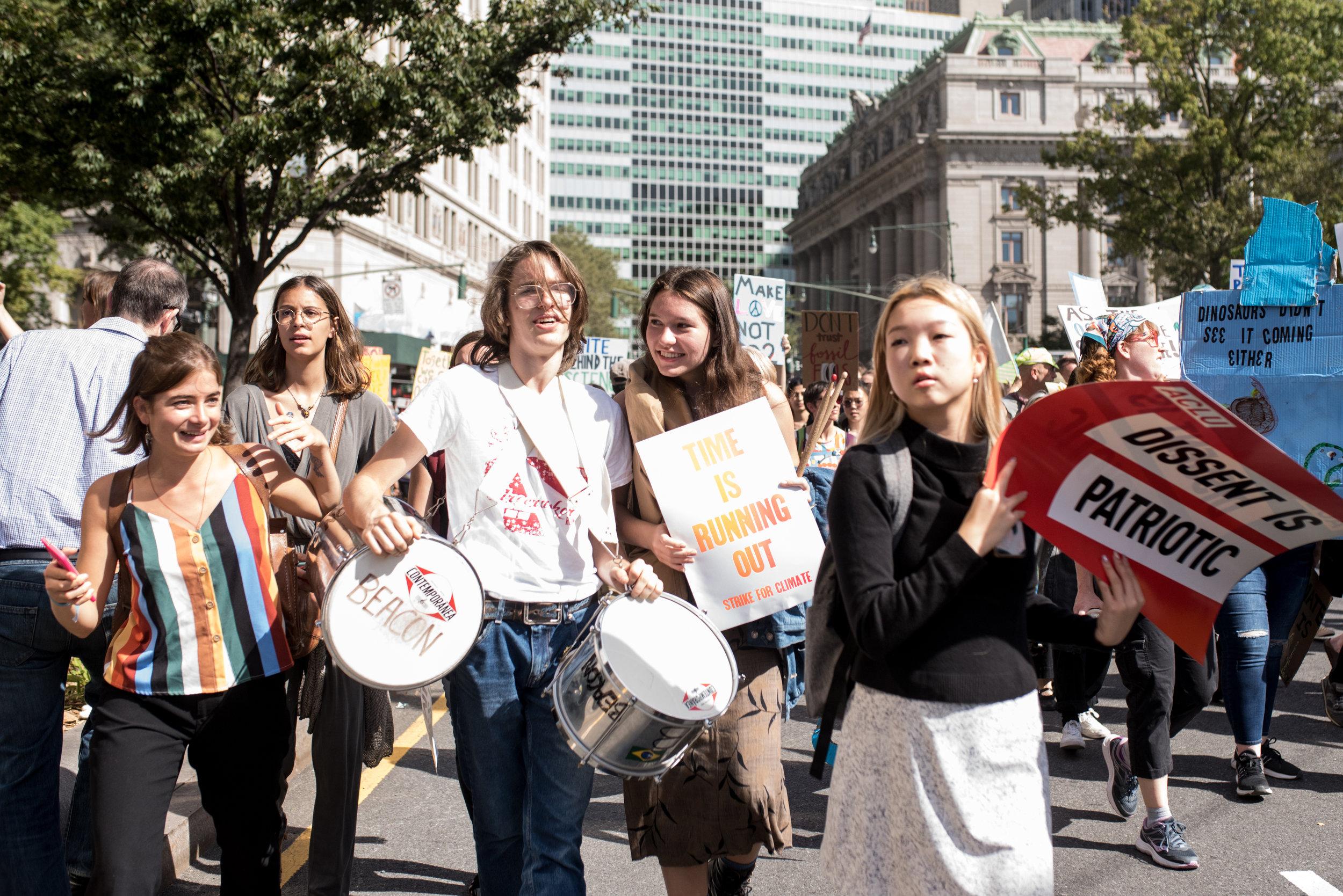 Michelle Kinney Photography - Climate Strike NYC -43.jpg