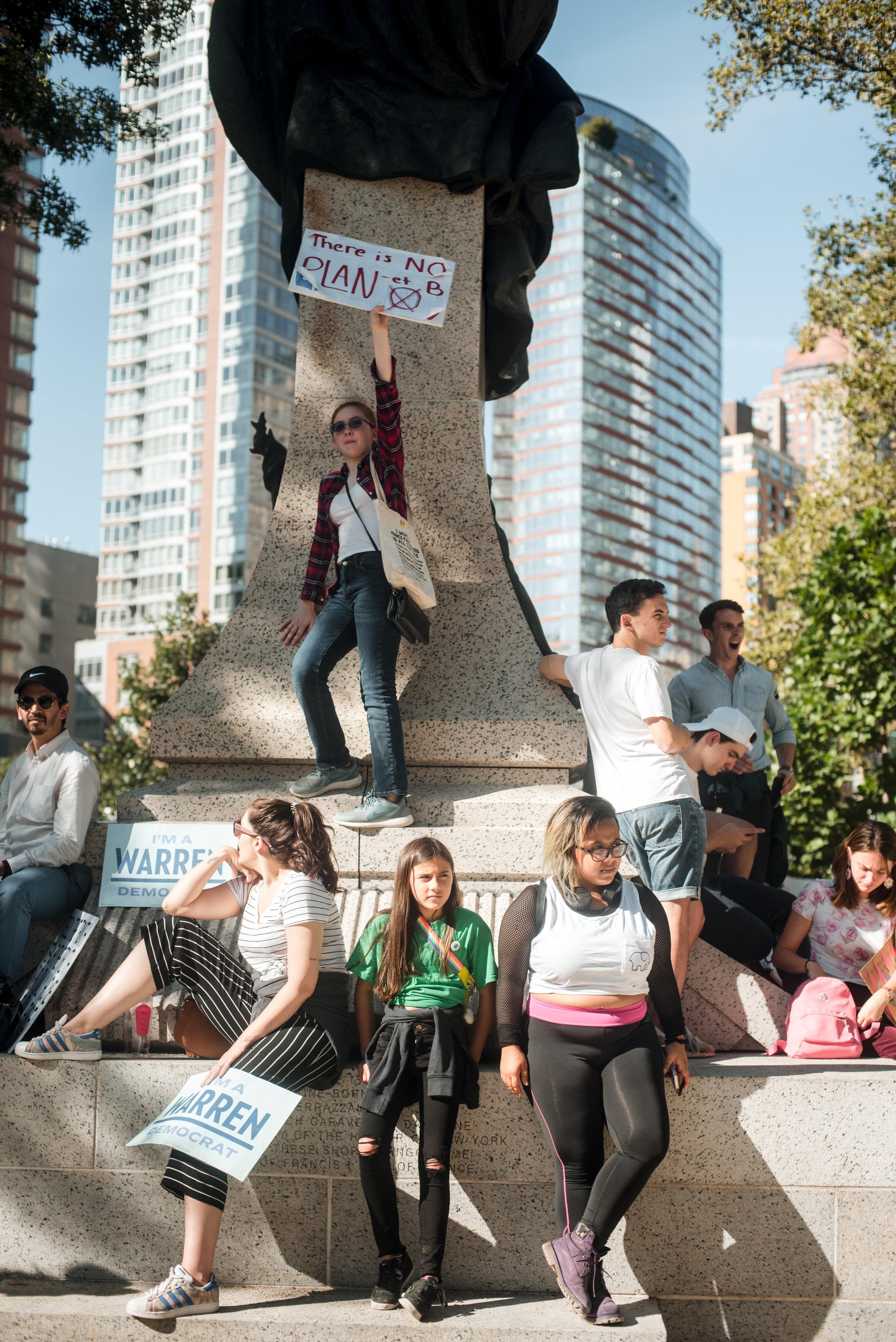 Michelle Kinney Photography - Climate Strike NYC -46.jpg