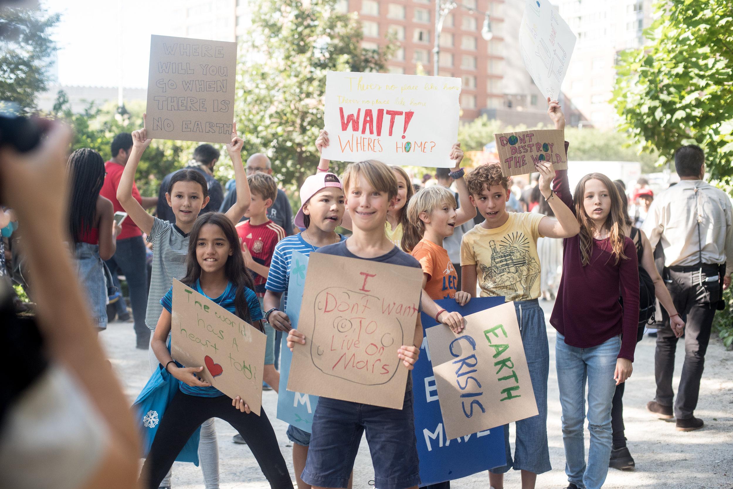 Michelle Kinney Photography - Climate Strike NYC -49.jpg