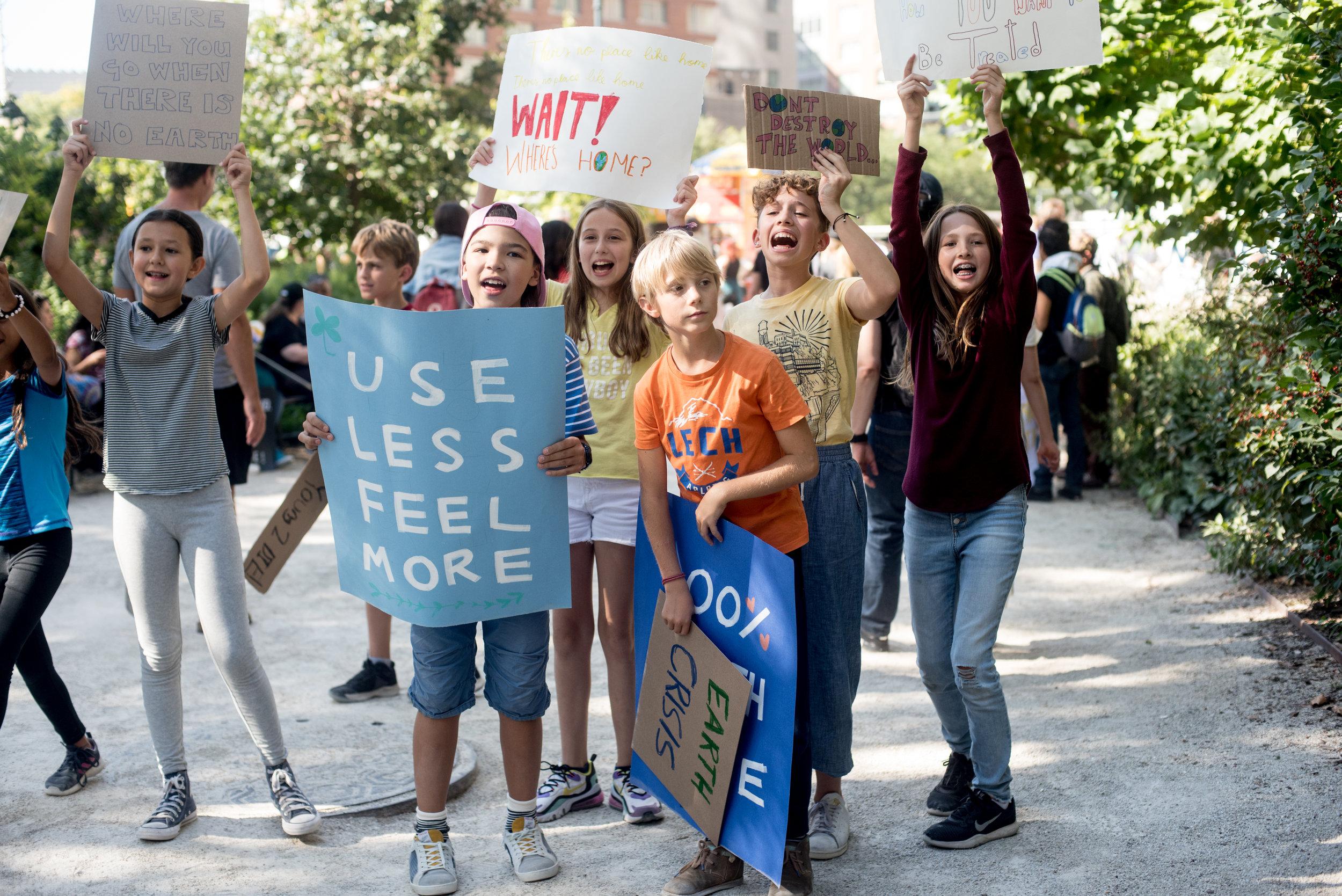 Michelle Kinney Photography - Climate Strike NYC -48.jpg
