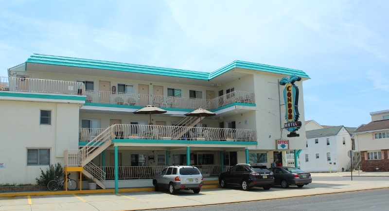 Office Side on Ocean Avenue