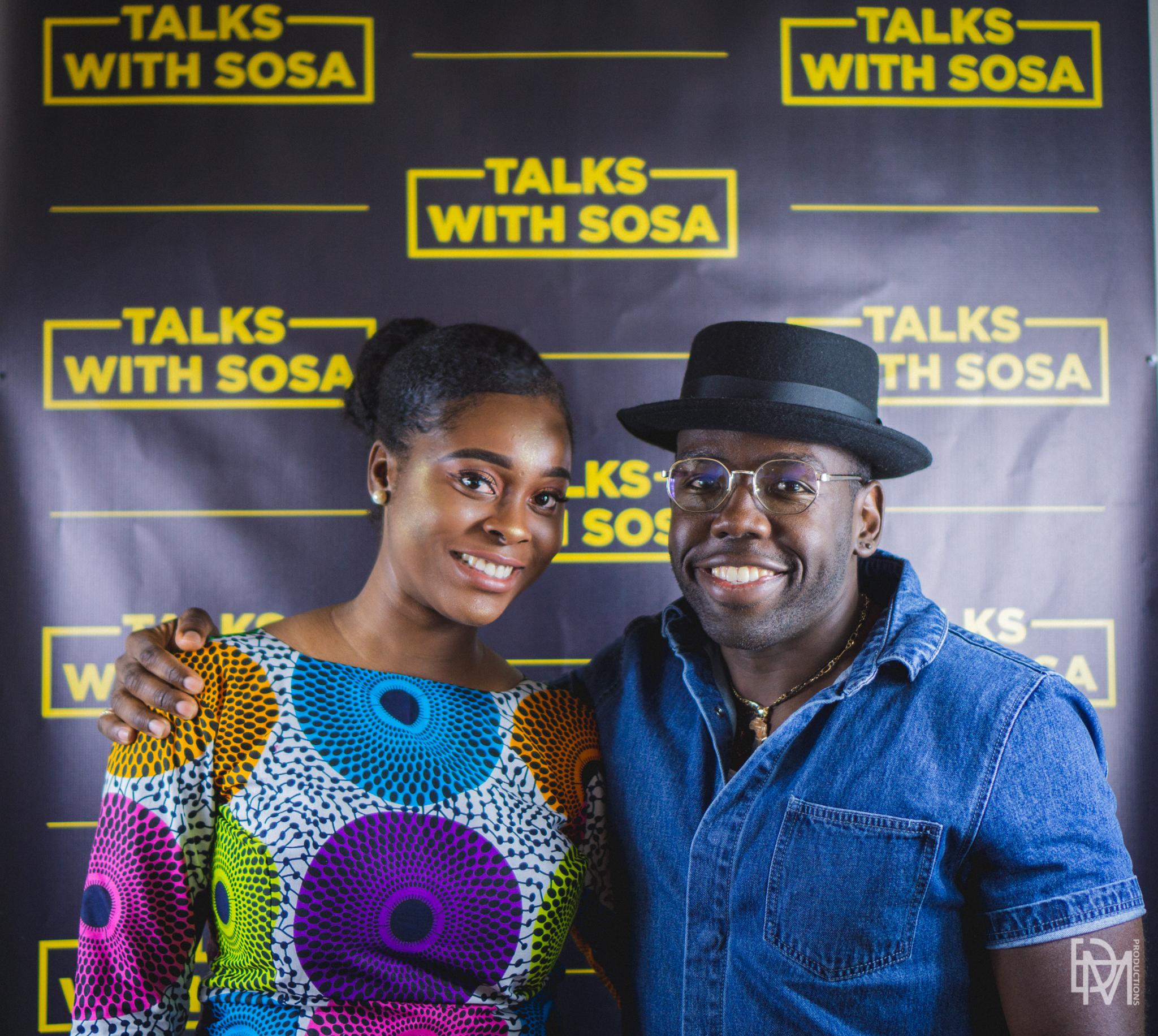 Singer Kor Kase and Sosa