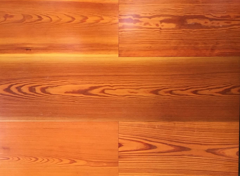River-Reclaimed Heart Pine