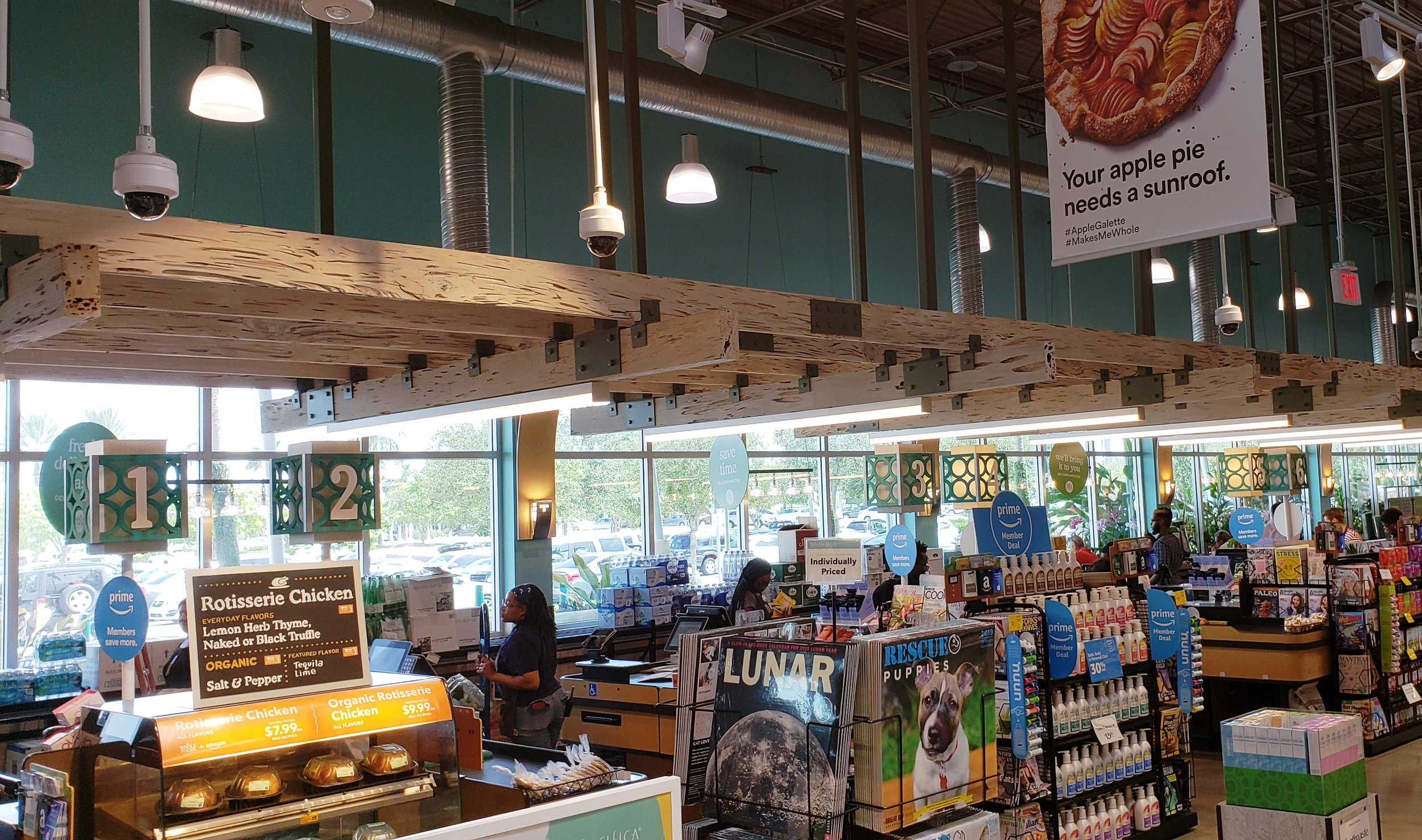 Whole Foods, West Palm Beach, Florida