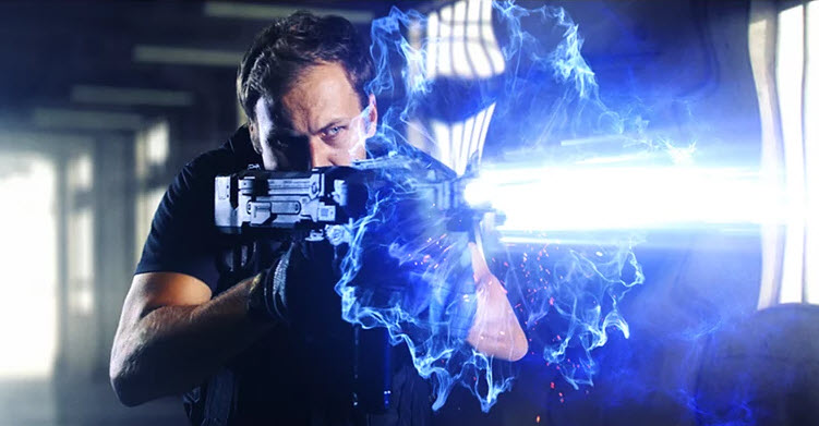 from the  Sci-fi Weapon FX tutorial by Andrew Kramer