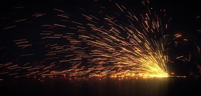 Want to know  How to Make Sparks ?