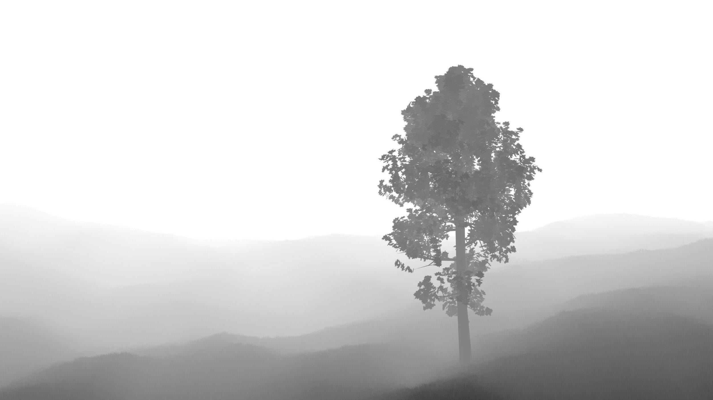 Tree model by Kentoshin