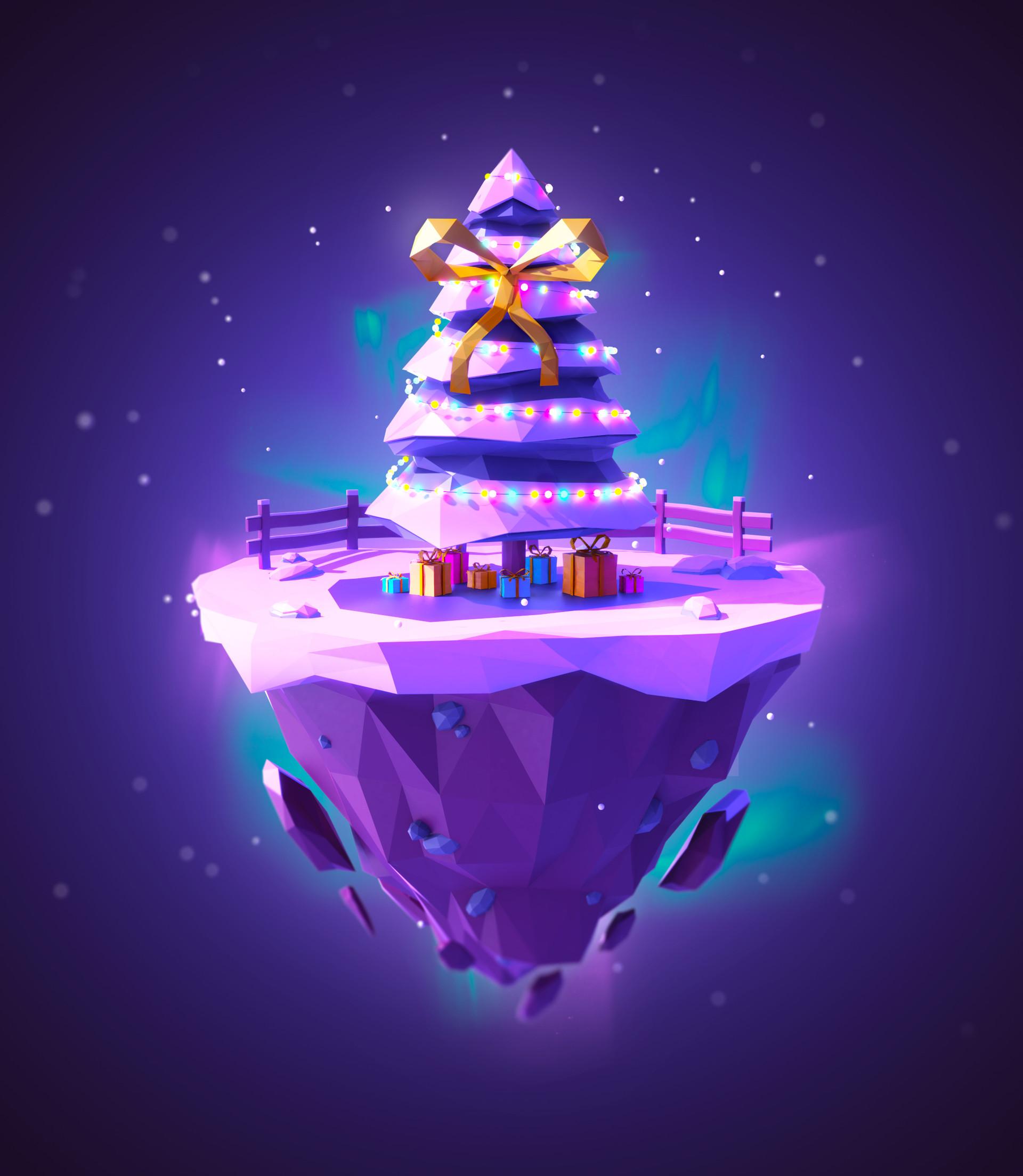 """The Christmas Island"" by Filip Pavelko"