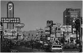 Las Vegas Strip 1980s