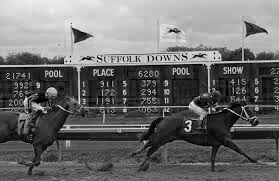 Suffolk Downs Race Track