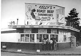Kelly's Roast Beef on Revere Beach
