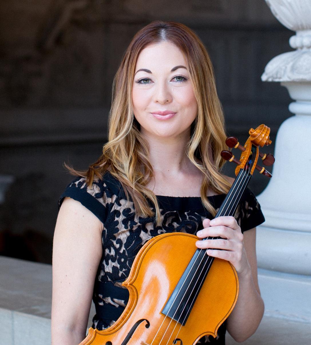 Ivy Zenobi Cochran, Violin & Viola