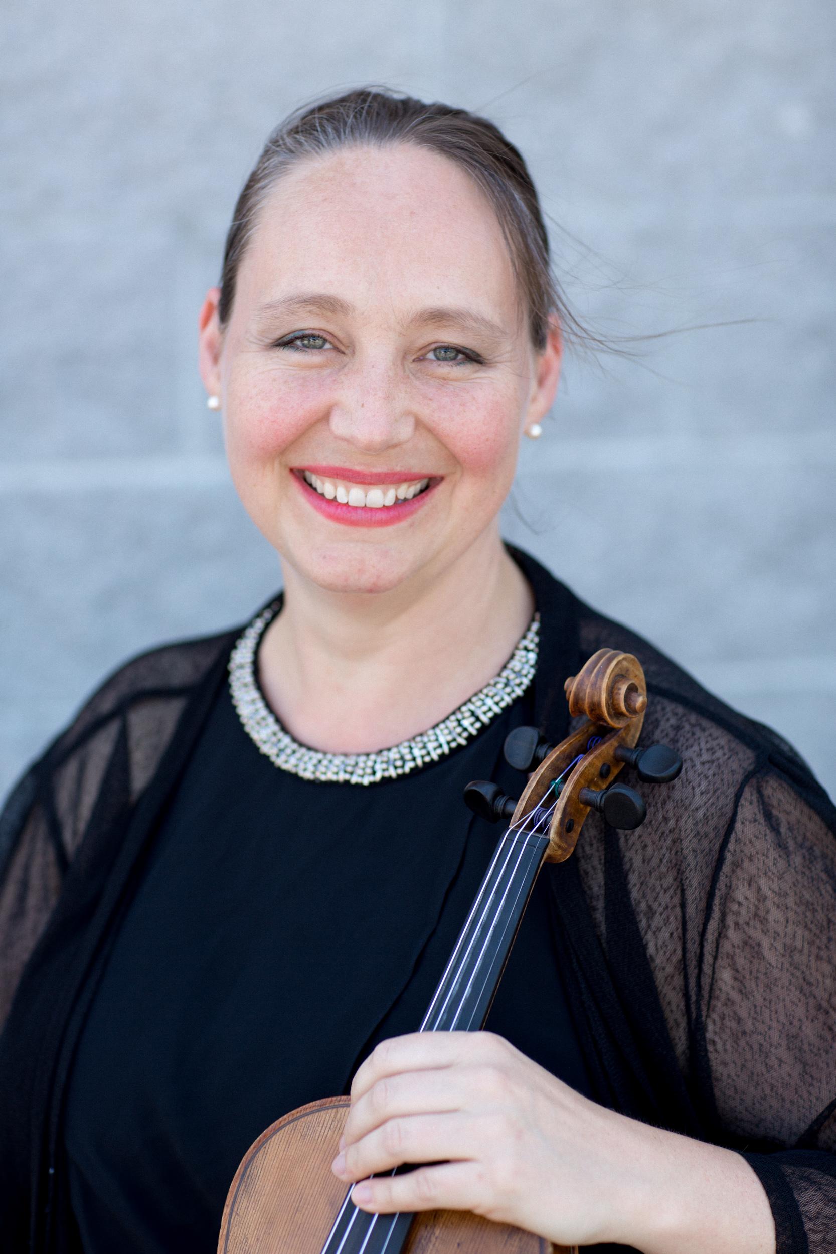tammie dyer, violin