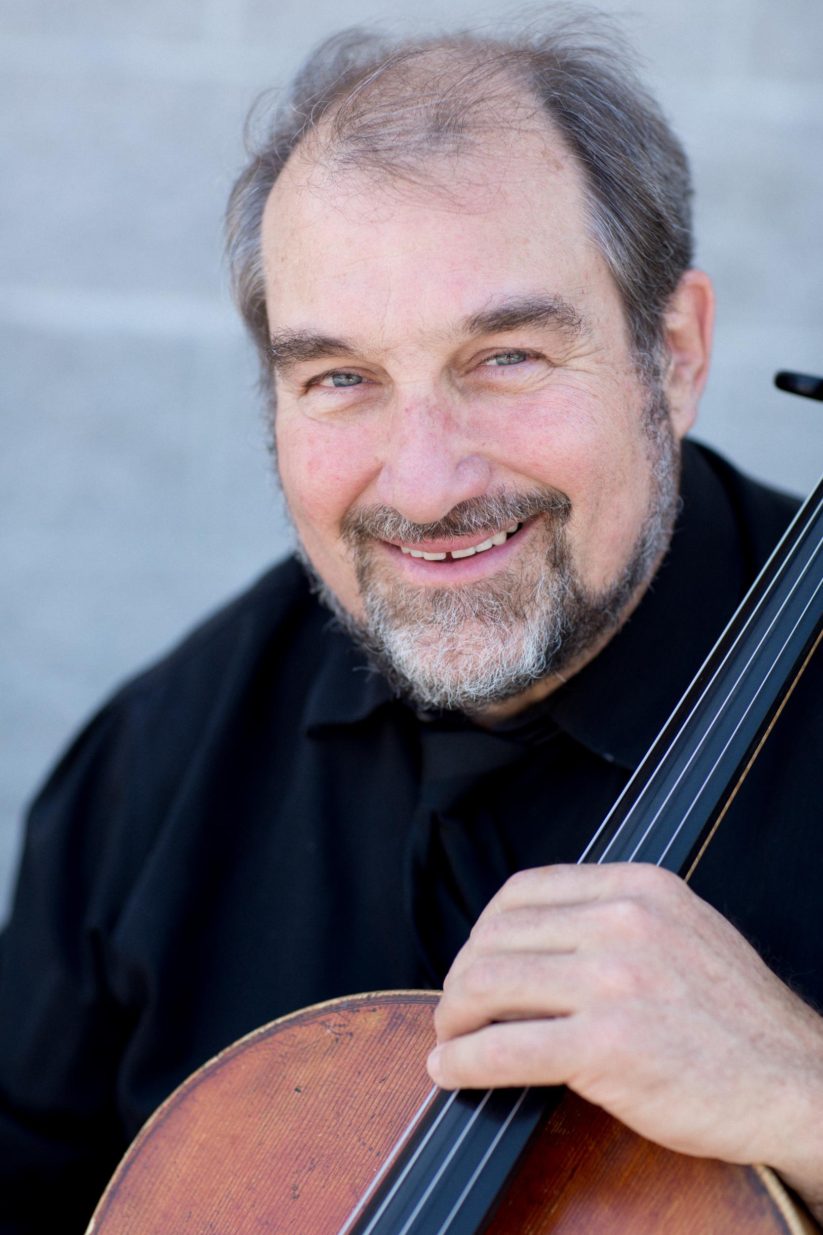 Joel Cohen, cello
