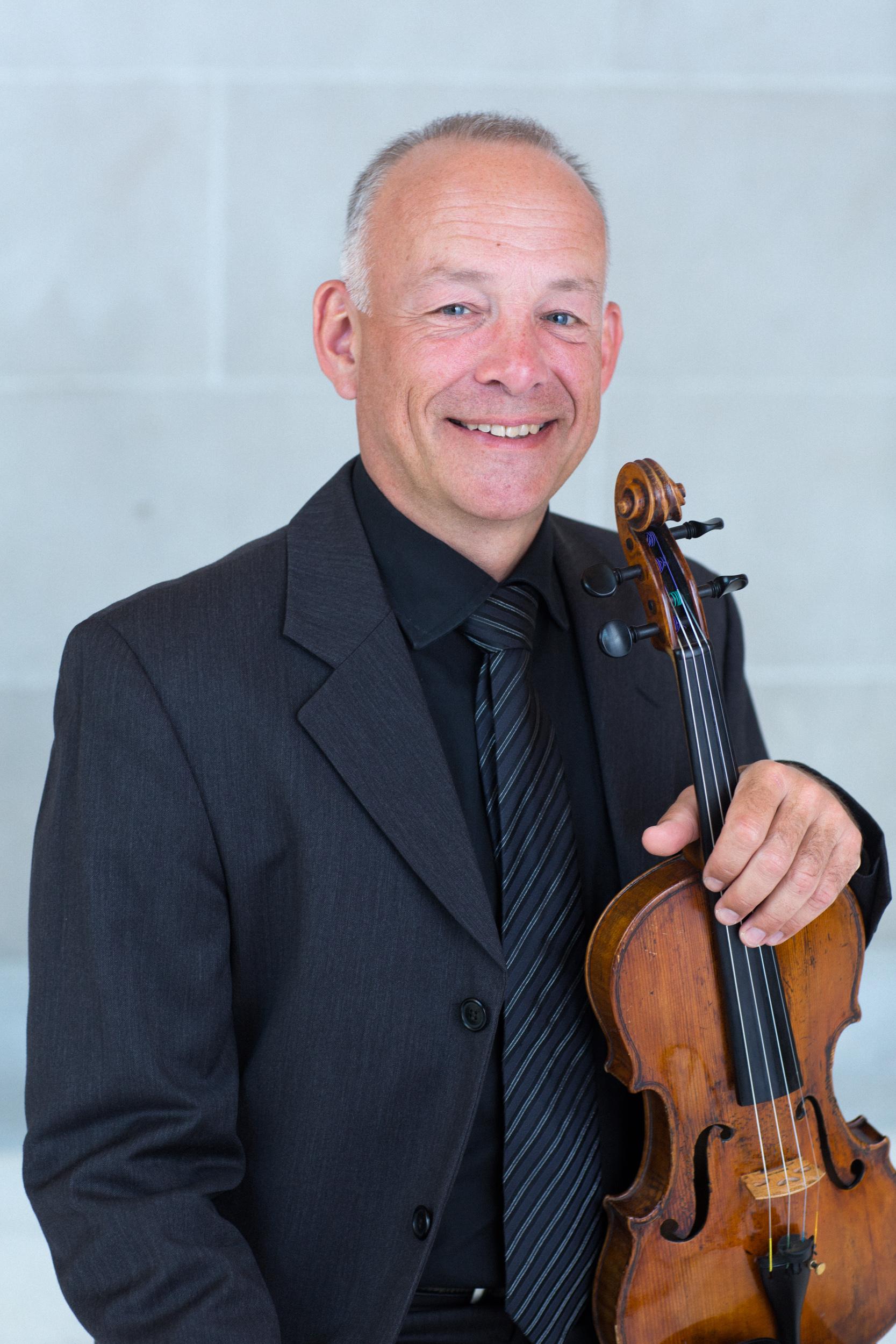 Karsten Windt, violin