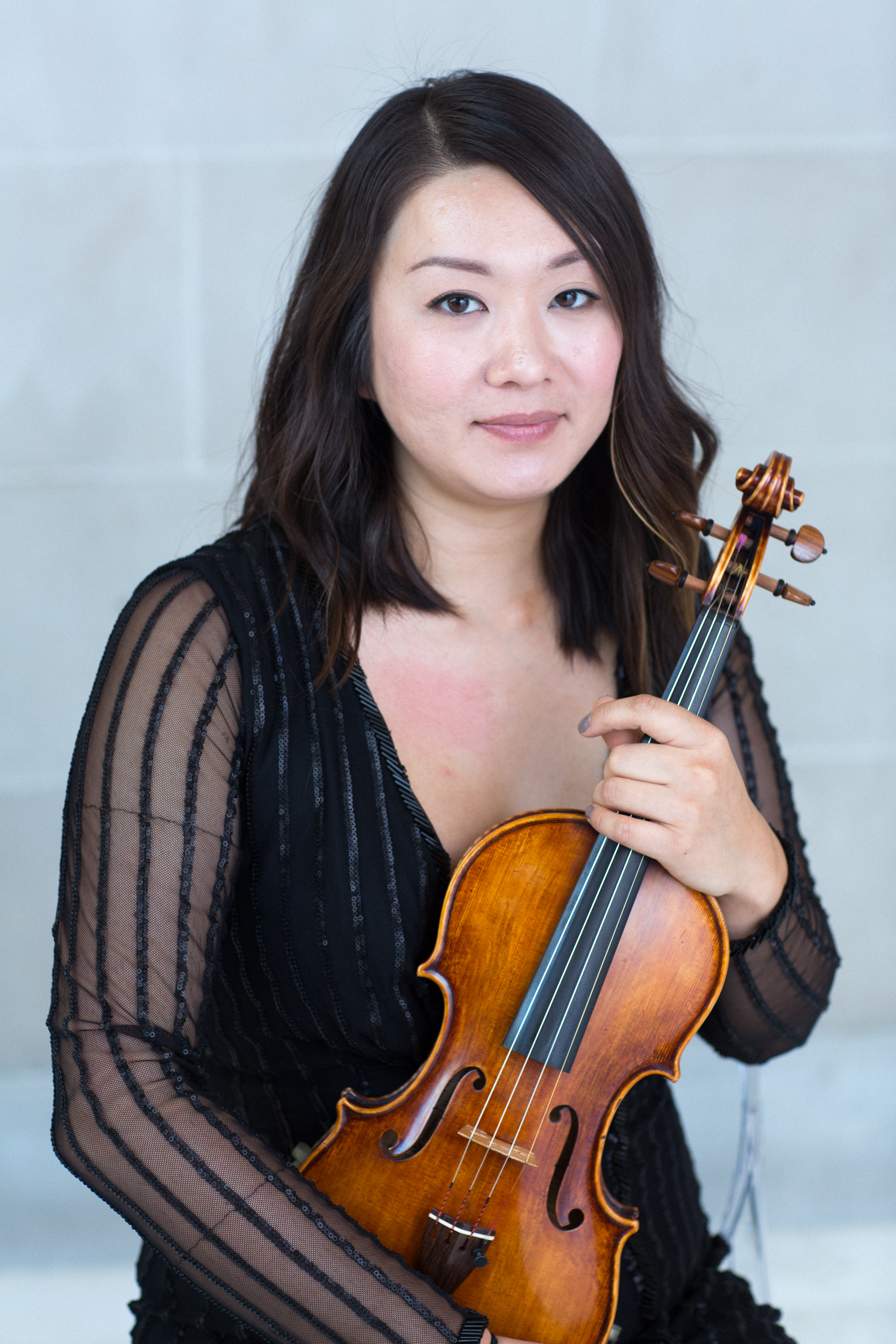 Yuri Kye, violin