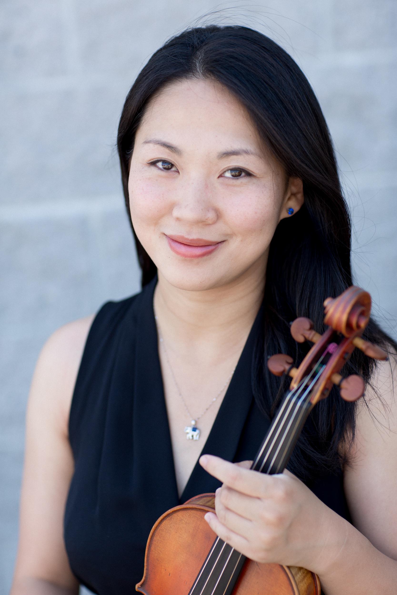 Tingting Gu Volonts, Violin