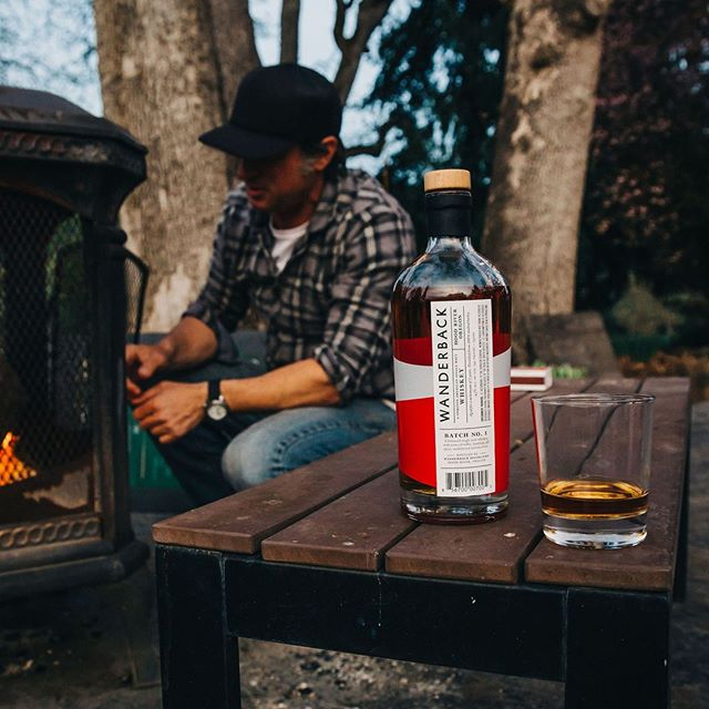 Whether it's packing for an adventure in the woods or a casual evening at the Farm with friends, we consistently find ourselves reaching for a bottle of Batch No. 1. There's a warmth to our first American single malt that truly makes it the perfect sipping whiskey. And coincidence or not, the consensus is that its rich, smoky finish makes it the ultimate companion to a nice piece of dark chocolate, good company and a campfire. #Wanderback #AmericanSingleMalt⠀ ⠀ #whiskey #singlemalt #whiskeygram #whisky #campfire #adventure #imbibe #pnw #upperleft