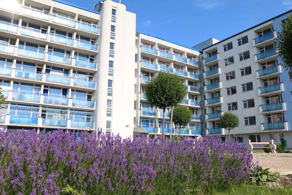 """""""SIRALY"""" STUDENT DORMITORY"""