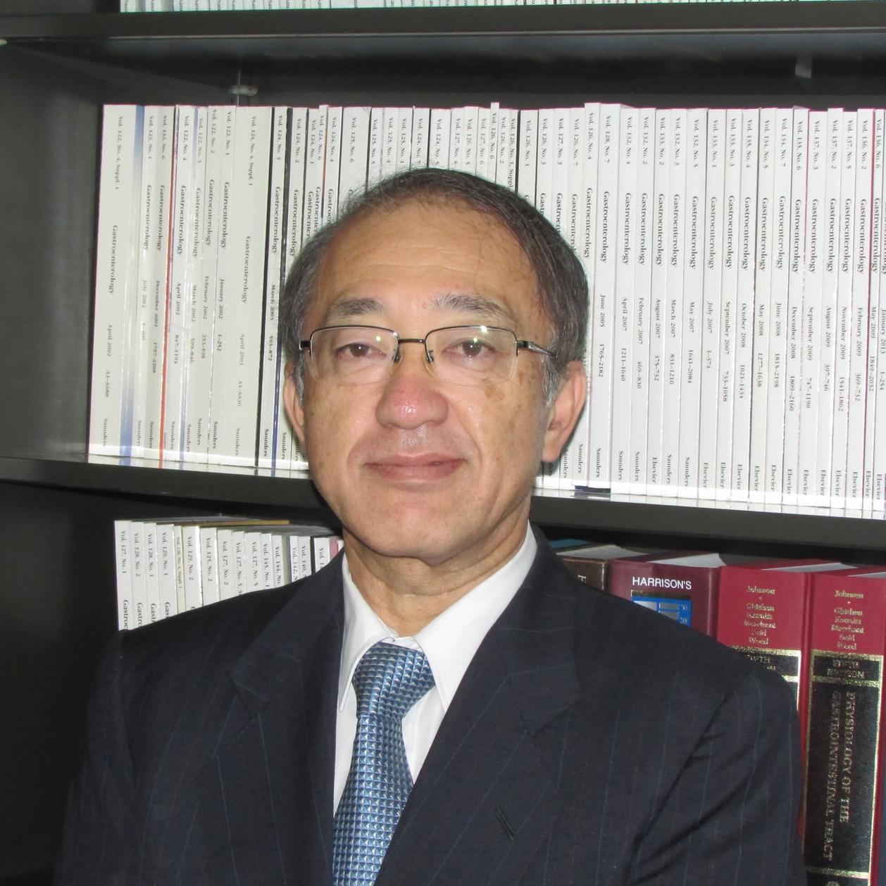 8 Professor  Vice Director Koji Yakabi.JPG